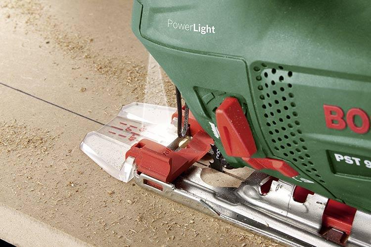 Bosch Expert PST 900 PEL - Lumière