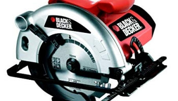 Test complet de la scie circulaire Black and Decker CD 601