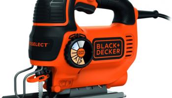 Avis de la scie sauteuse Black + Decker KS801SE