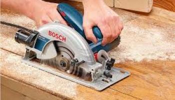 Test complet de la scie circulaire Bosch GKS 190