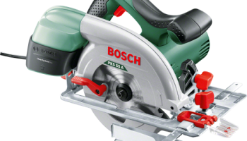 Test complet de la scie circulaire Bosch PKS 55A